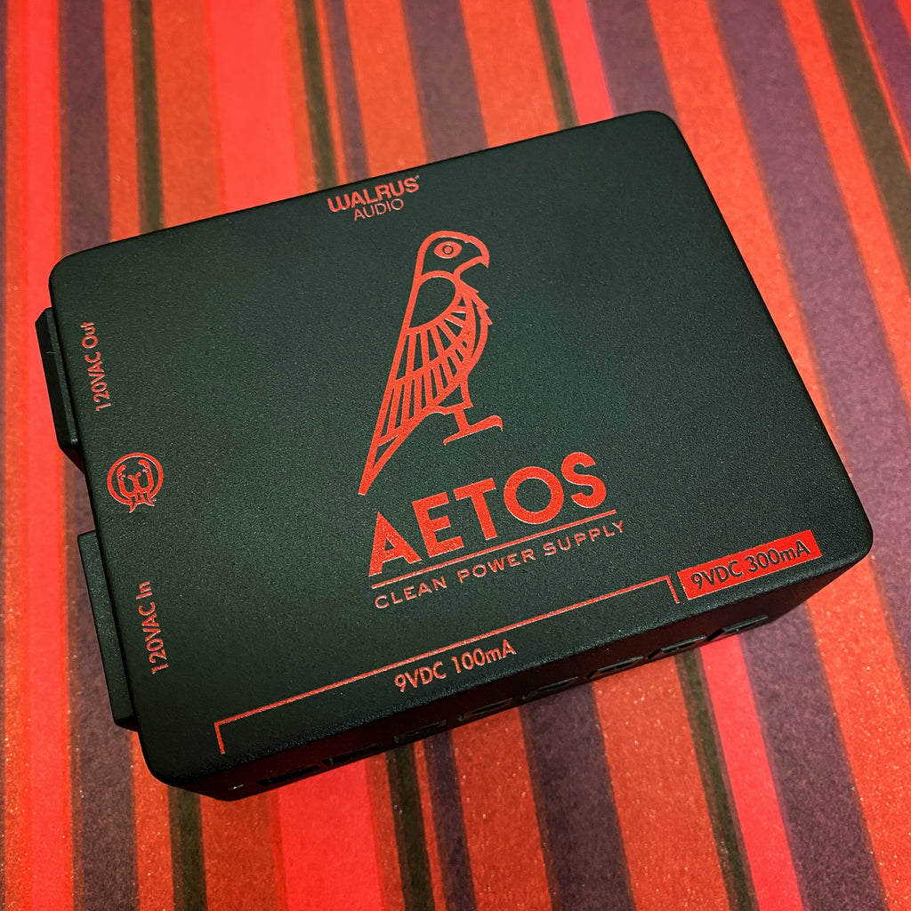 Aetos Black and Red