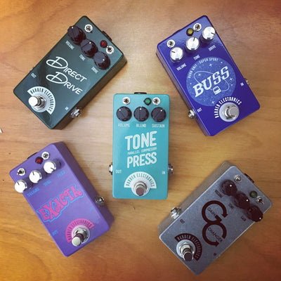 All Barber Electronics Pedals In Stock