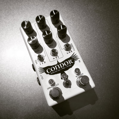 Chase Bliss Audio Condor EQ