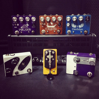 Coppersound Pedals Now Available