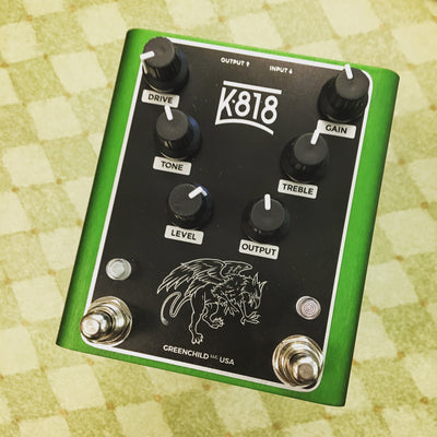 Greenchild K818 in Exclusive Green