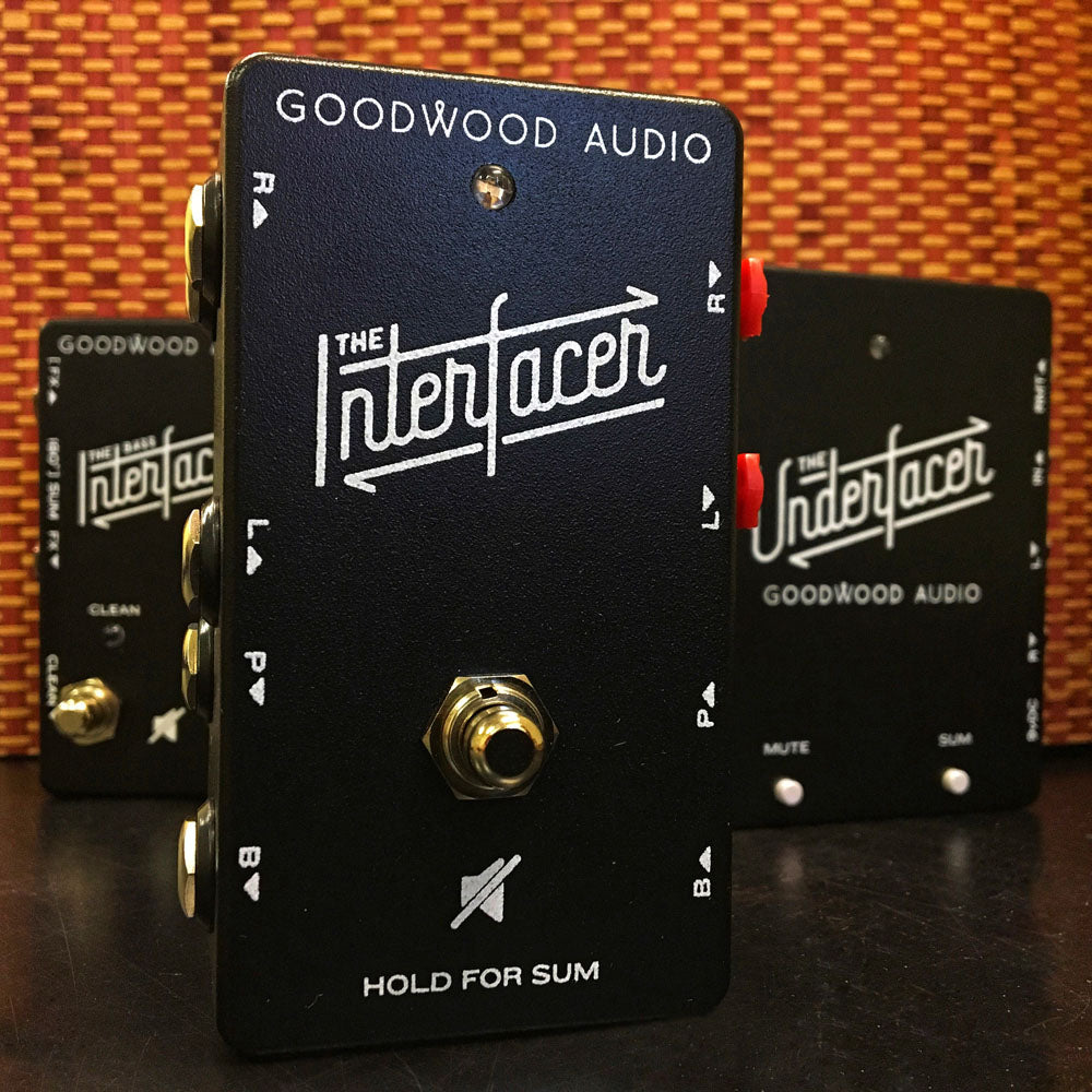 Goodwood Audio Now Available