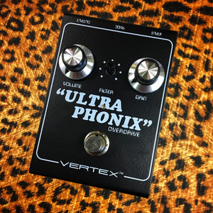 The New Vertex Ultraphonix