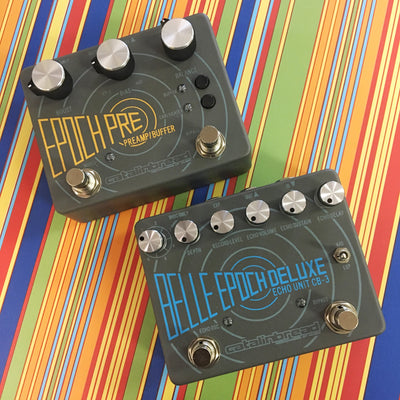 Catalinbread Epoch Pre and Deluxe