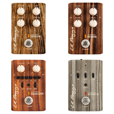 LR Baggs Align Series Acoustic Pedals