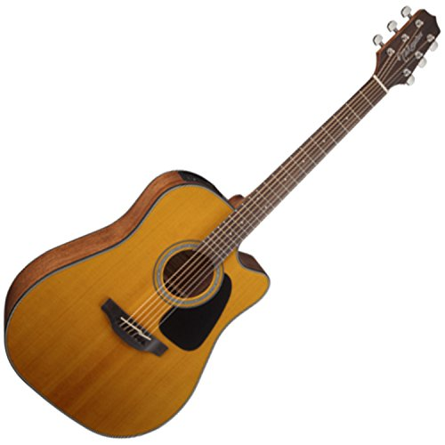 Takamine GD30CE NAT Dreadnought Cutaway Acoustic/ Electric Guitar, Natural