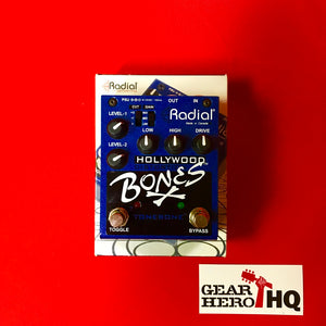 [USED] Radial Tonebone Hollywood Distortion