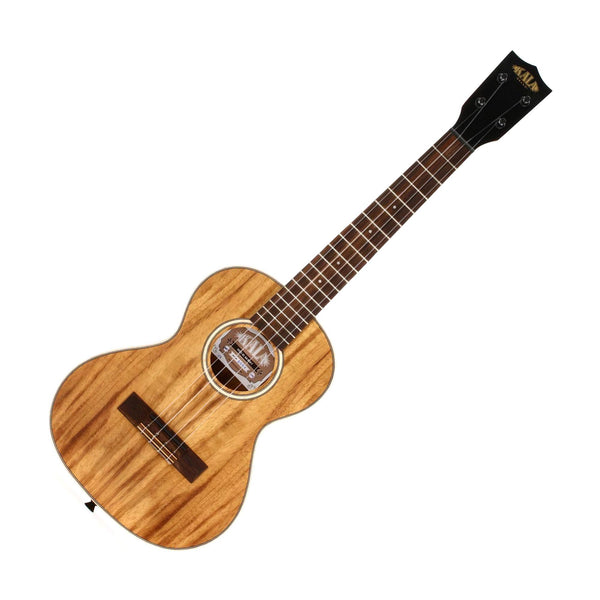 Kala KA-KTU-T Travel Tenor Ukulele, Natural Satin