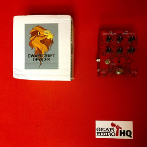 [USED] Dwarfcraft Twin Stags Double Tremolo