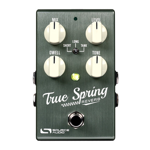 Source Audio SA247 True Spring Reverb