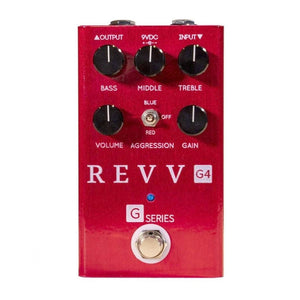 Revv Amplification G4 High Gain Distortion