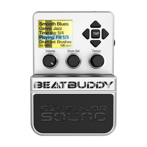 Singular Sound BeatBuddy Pro Drum Machine Pedal