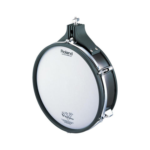 "Roland PD-125BK 12"" V-Pad Mesh Dual-Trigger Electronic Drum Pad"