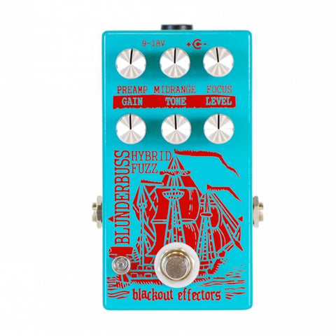 Blackout Effectors Blunderbuss Hybrid Fuzz