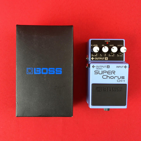 [USED] Boss CH-1 Stereo Super Chorus