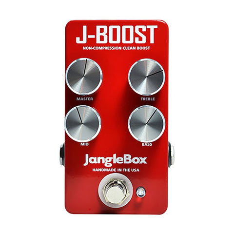 Janglebox J-Boost Non Compression Clean Boost
