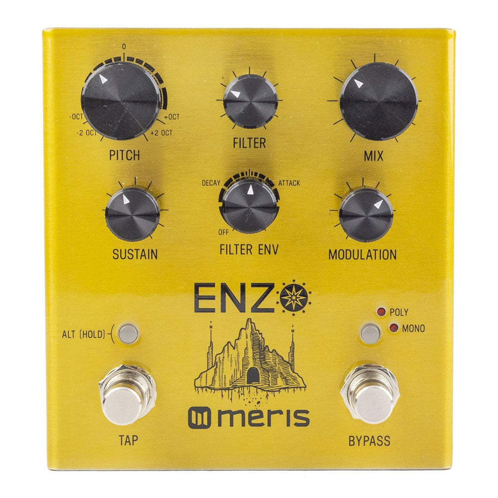 Meris Enzo Synthesizer