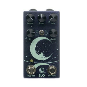 Walrus Audio Slö Multi Texture Reverb, Purple (Gear Hero Exclusive)
