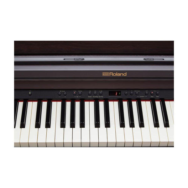 Roland RP-501R-CR 88-Key Digital Piano, Contemporary Rosewood