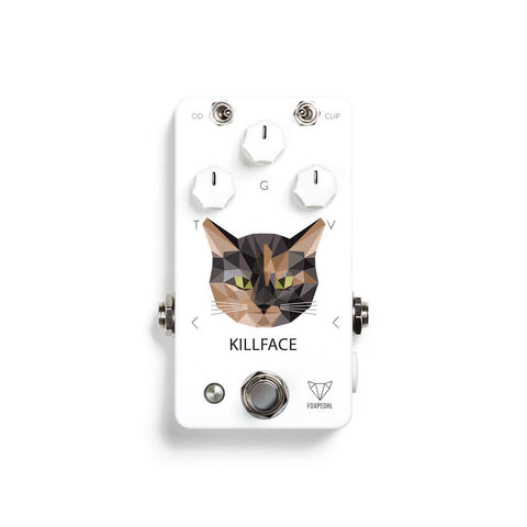 Foxpedal Killface Bass Overdrive