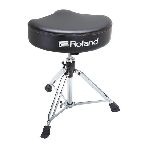 Roland RDT-SV Saddle Drum Throne Rugged Vinyl