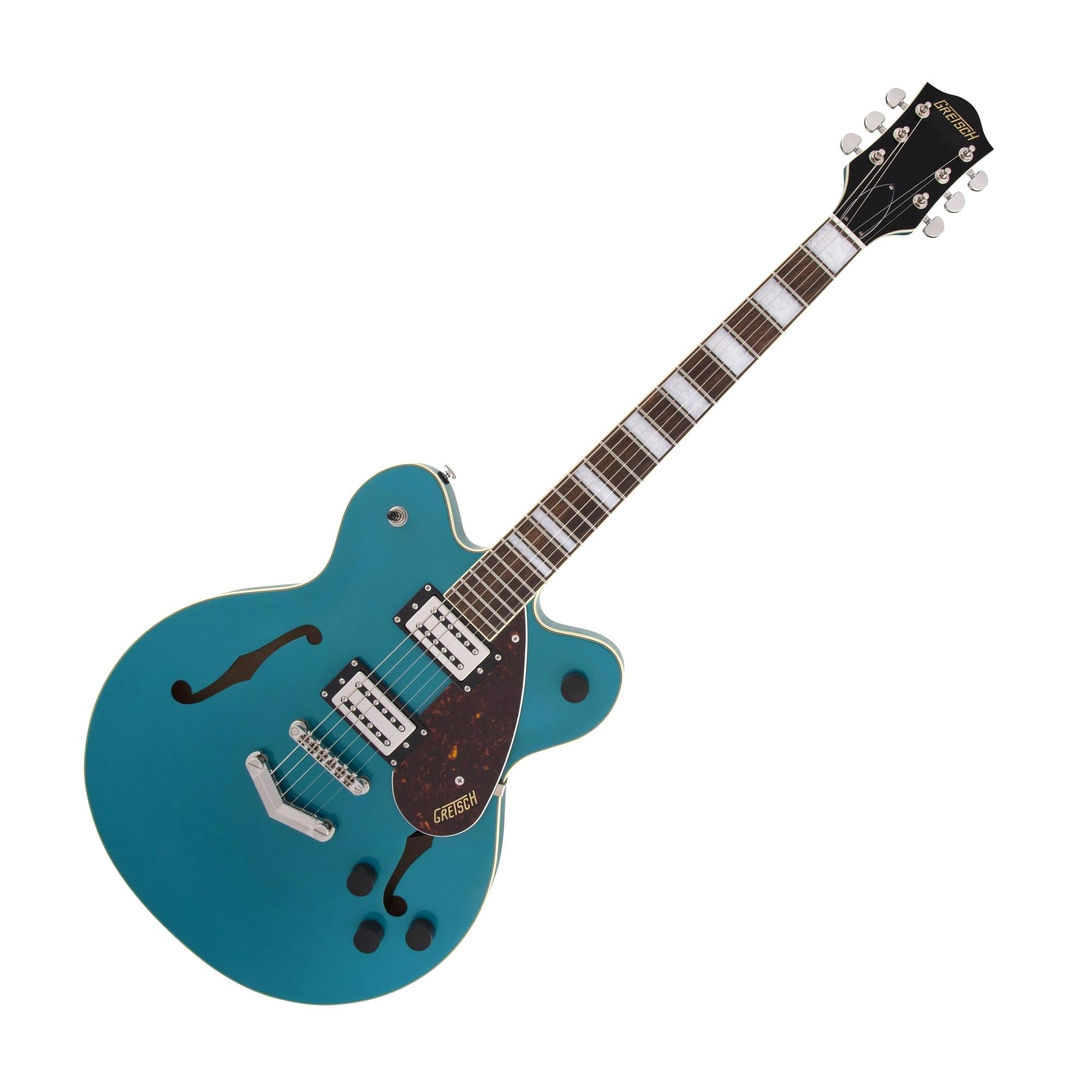 Gretsch G2622 Steamliner Center Block Double Cut Away Electric Guitar, Ocean Turquoise