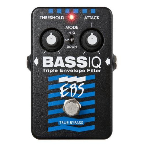 EBS Bass IQ Analog Triple Bass Envelope Filter