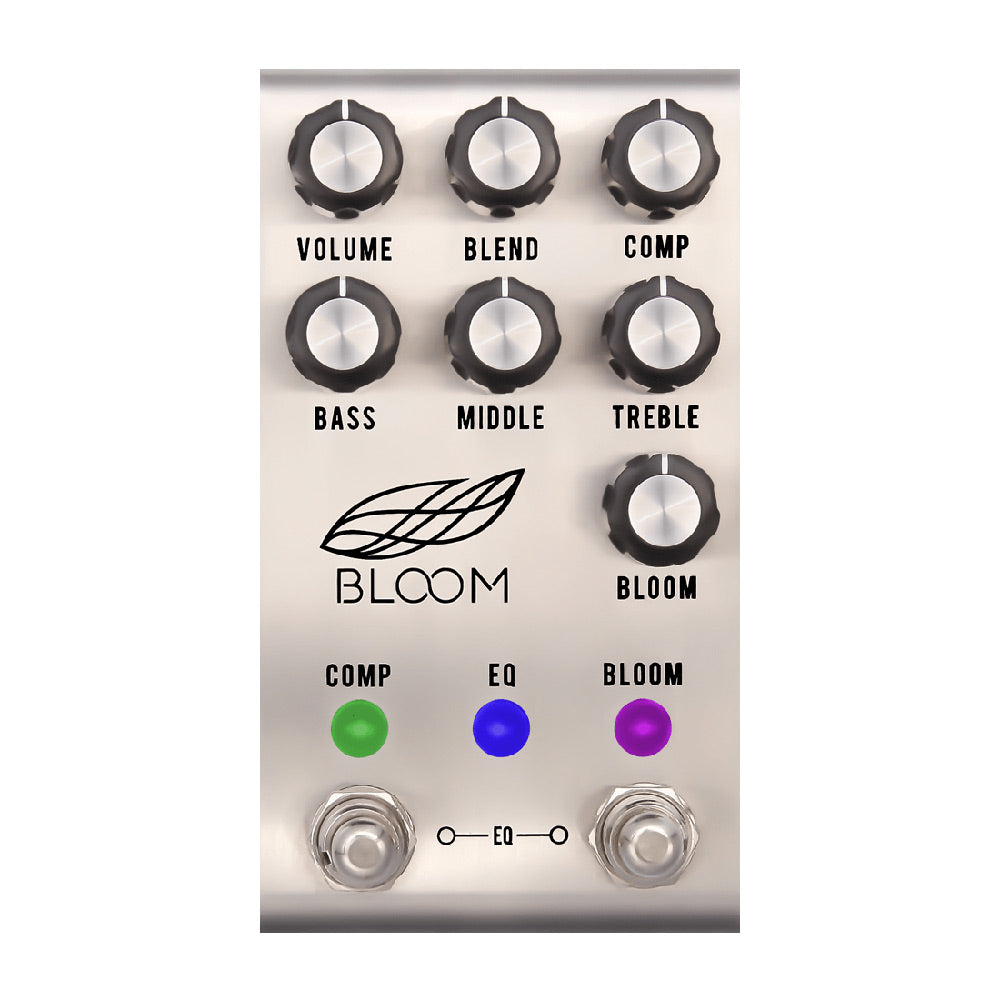 Jackson Audio Bloom Compressor EQ