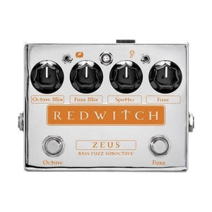 Red Witch Zeus Bass Fuzz Sub-Octave
