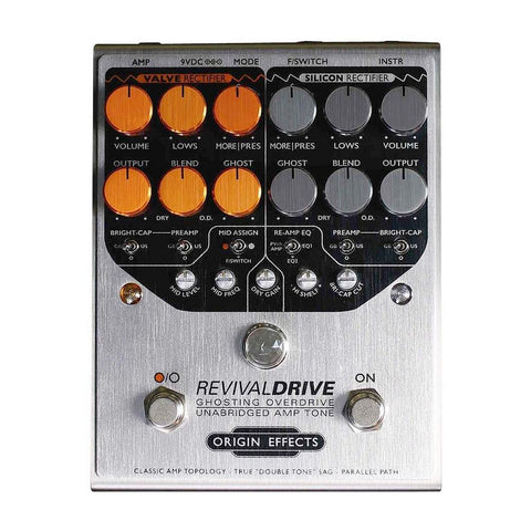 Origin Effects RevivalDRIVE Overdrive