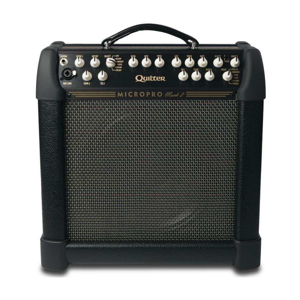 Quilter Labs Mach2-COMBO-12 Micro Pro 200W 1x12 Guitar Combo Amplifier