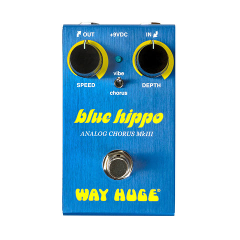 Way Huge WM61 Blue Hippo Smalls Analog Chorus