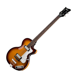 Hofner HI-CB-SB Ignition Series Club Bass, Sunburst
