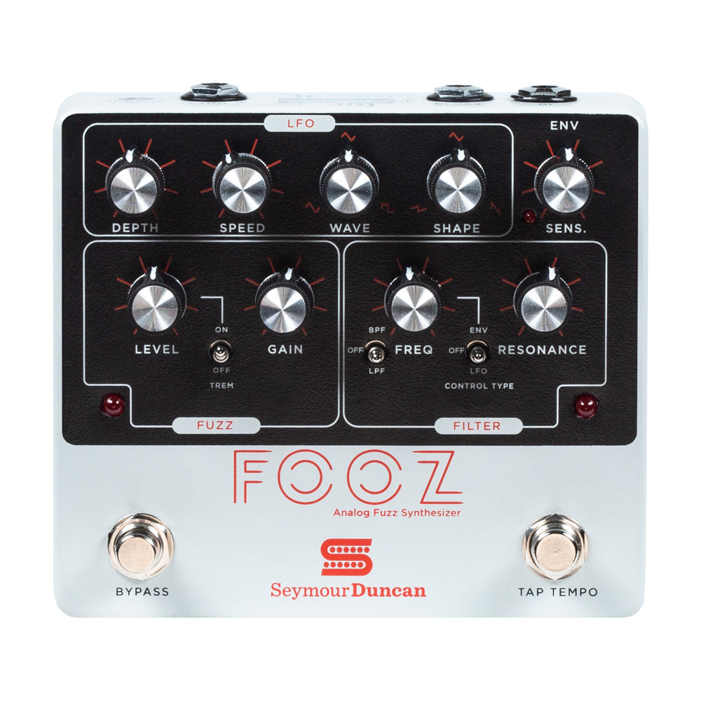 Seymour Duncan Fooz Analog Fuzz Synthesizer
