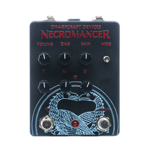 Dwarfcraft Dark Arts Necromancer Fuzz (Limited Edition)