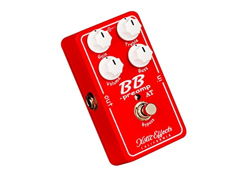 Xotic BB Preamp Andy Timmons BBP-AT