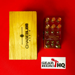 [USED] Chase Bliss Audio Warped Vinyl HiFi Analog Vibrato/Chorus