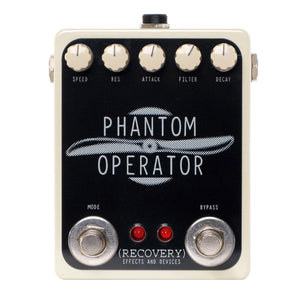 Recovery Effects Phantom Operator