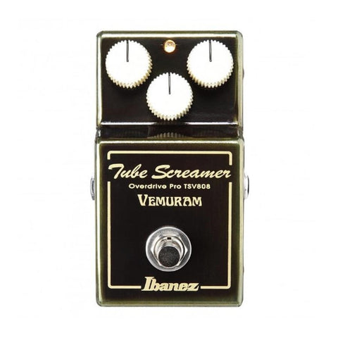 Ibanez TSV808 Vemuram Tube Screamer Overdrive Pro