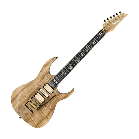 Ibanez RG8570MWNT J Custom Limited Electric Guitar, Natural