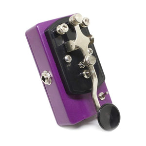 Coppersound Telegraph Stutter w/Polarity Switch, Plum