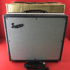 [USED] Supro 1696RT Black Magick Reverb 25 Watt Electric Guitar Combo Amplifier