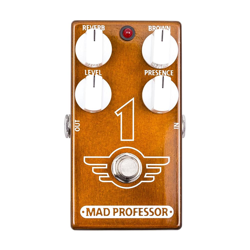 Mad Professor 1 Brown Sound Overdrive