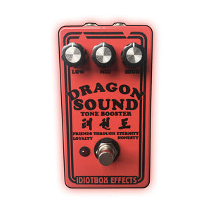 Idiotbox Dragon Sound Tone Booster