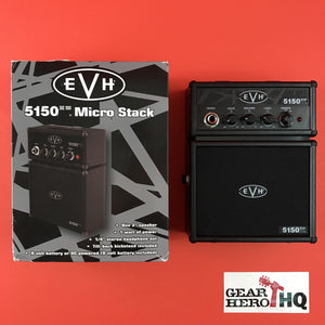 [USED] EVH 5150 III Micro Stack, Stealth Black