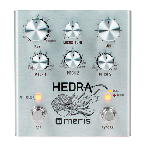 Meris Hedra Pitch Shifted Delay