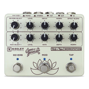Keeley VoT Eddie Heinzelman Mod and Reverb Workstation