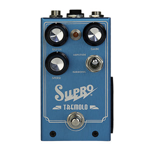 Supro 1310 Analog Amplitude and Harmonic Tremolo