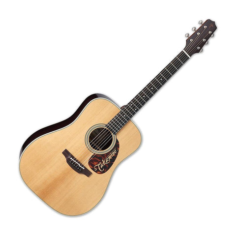 Takamine EF360S TT Thermal Top Acoustic Electric Guitar, Gloss Natural