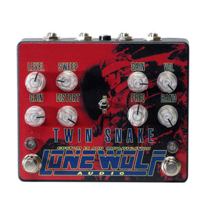 Lone Wolf Audio Twin Snake Dual Overdrive